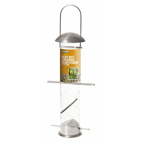Gardman Large Heavy Duty Sunflower Hearts Feeder (A04255)