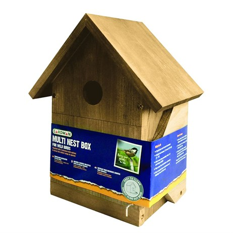 Gardman Multi Nest Box (A04383)