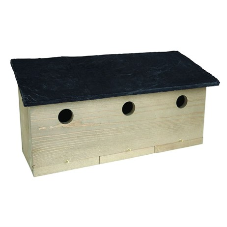Ernest Charles Sparrow Colony Nest Box (AE80009)