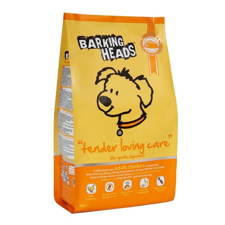 Barking Heads Tender Loving Care Adult Dry Dog Food (Chicken) 6kg