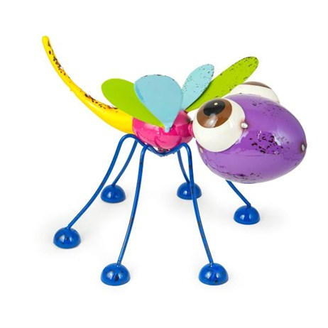 Fountasia Metal Ornament - Darcy The Dragonfly (68205)