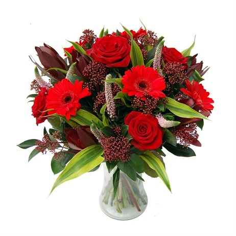 Bouquet of the Month - February