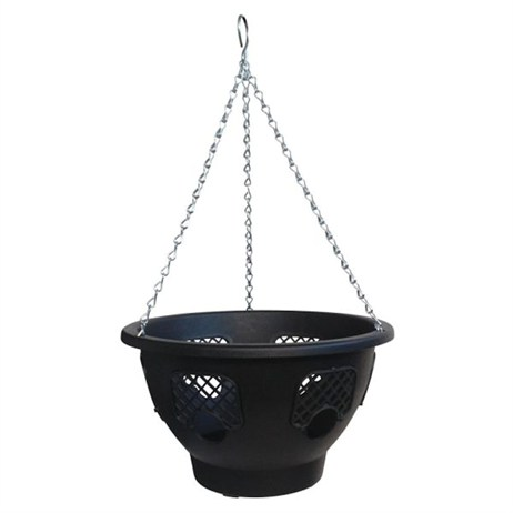 Garden Pride 12inch Easy-Fill Hanging Basket with Chain (12984B)