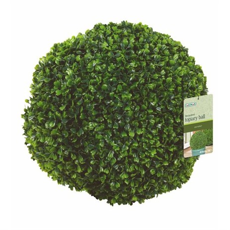 Gardman 40cm Topiary Ball Leaf Effect (02803)
