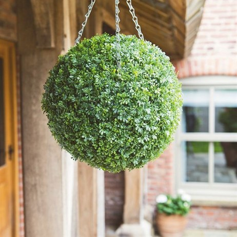 Gardman 30cm Topiary Ball Herbaceous Effect (02850)
