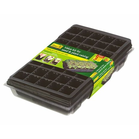 Gardman Seed and Plant Raising Value Kit (08624)