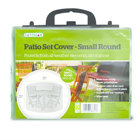 Gardman Standard Small Round Patio Set Cover (32218)