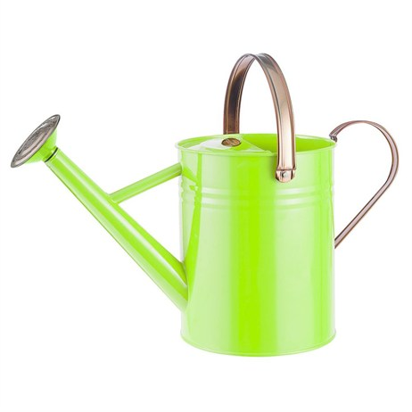 Gardman 4.5L (1 Gal) Metal Watering Can - Fresh Green (34874)