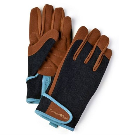Burgon & Ball Mens Dig The Glove - Denim L/XL (GLO/JEANLXL)