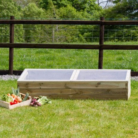 Zest 4 Leisure Sleeper Cold Frame (DIRECT DISPATCH)