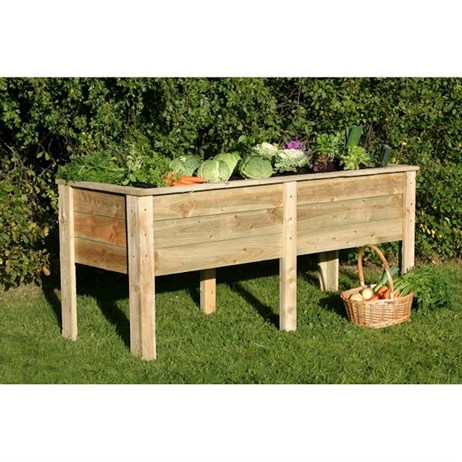 Zest 4 Leisure Deep Root Planter 1.8m (2 Pack) (DIRECT DISPATCH)