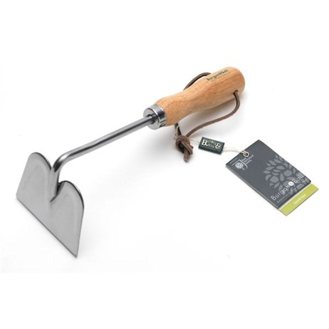 Burgon & Ball RHS Stainless Hand Hoe (GTH/SOHRHS)