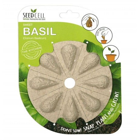Seedcell Sweet Basil