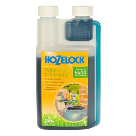 Hozelock Water Butt Treatment (2026)