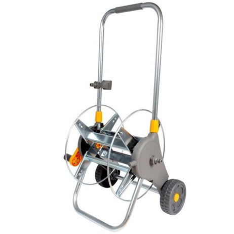 Hozelock 60m Metal Cart (without house) (2437)
