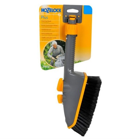 Hozelock Short Car Brush Plus (2602)