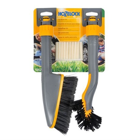 Hozelock Car Brush Twin Pack (2624)