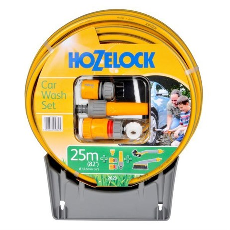 Hozelock Car Wash Set (2628)