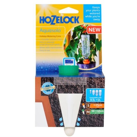 Hozelock Aquasolo Cones Green (for pots up to 16) (2711)