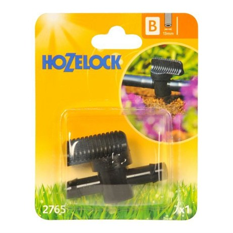 Hozelock Flow Control Valve 13mm (2765)