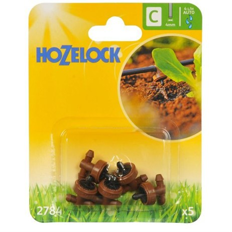 Hozelock 4LPH Automatic Dripper (2784)