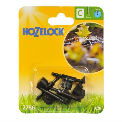 Hozelock 0-40LPH Adjustable Mini Sprinkler (2786)
