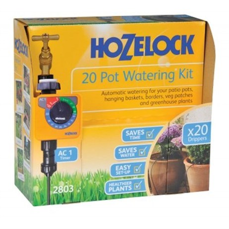 Hozelock 20 Pot Automatic Watering Kit (2803)
