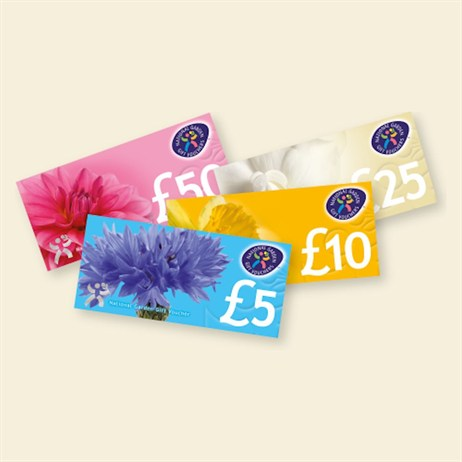 HTA £25 National Garden Gift Voucher