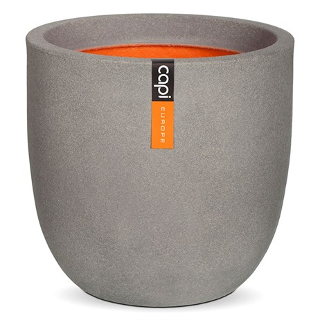 Cadix Tutch Pot Ball 35 x 34cm - Grey (KGR932) (DIRECT DISPATCH)