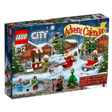 LEGO City Christmas Advent Calendar 2016 (60133)