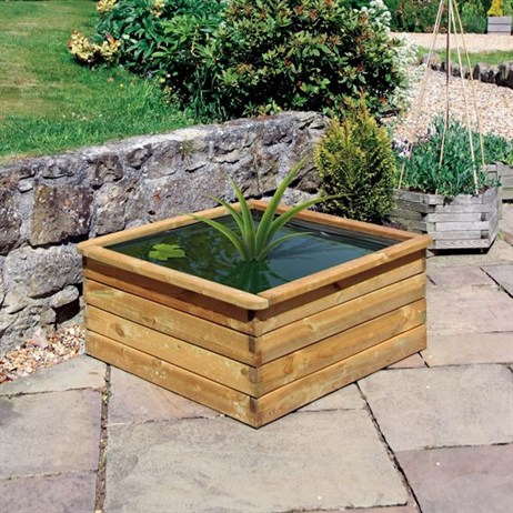 Zest 4 Leisure Aquatic Planter 0.9 x 0.9 x 0.45m (DIRECT DISPATCH)
