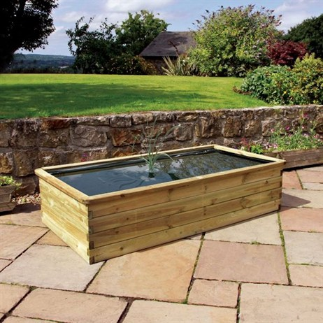 Zest 4 Leisure Aquatic Planter 1.8 x 0.9 x 0.45m (DIRECT DISPATCH)