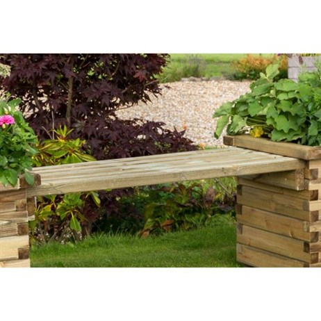 Zest 4 Leisure Isabel Bench (Bench section only) (DIRECT DISPATCH)