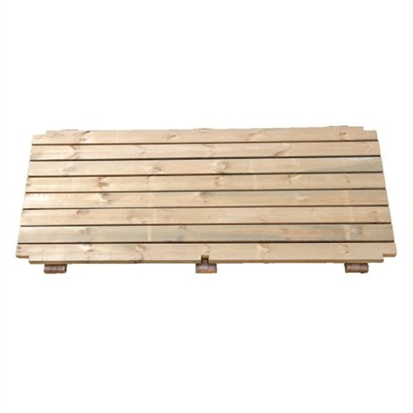 Zest 4 Leisure Internal Base for Sleeper Raised Bed 1.8 x 0.90 x 0.30m (2 Pack) (DIRECT DISPATCH)