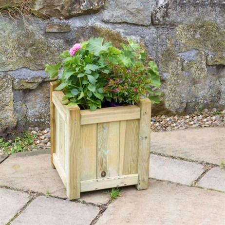 Zest 4 Leisure Holywell Planter Small (2 Pack) (DIRECT DISPATCH)