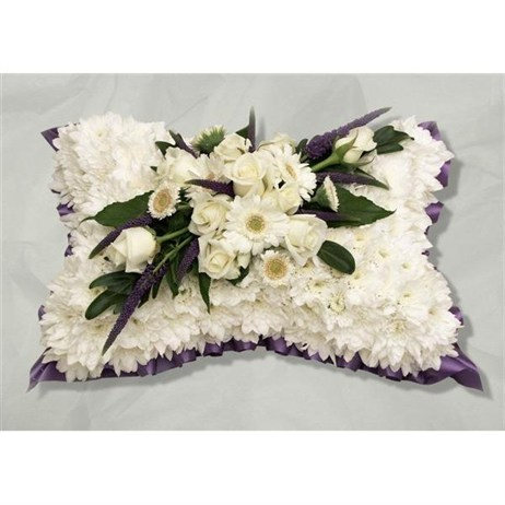 Chrysanthemum Based Pillow 18inch