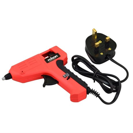 Rolson Mini Glue Gun 240V (70528)