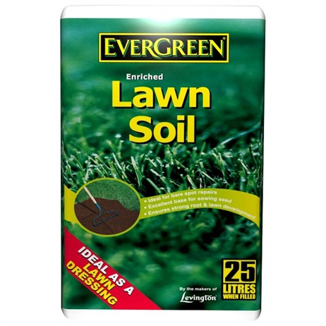 Scotts Evergreen® Enriched Lawn Soil 25L (012486)