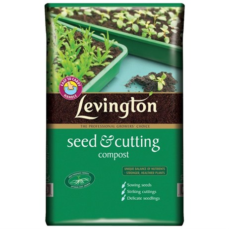 Scotts Levington® Seed and Cutting Compost 20L (016415)