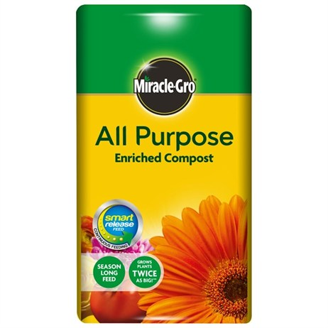 Scotts Miracle-Gro® All Purpose Enriched Compost 20L (016425)