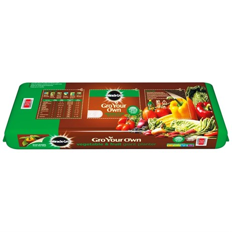 Scotts Miracle-Gro® Gro Your Own Vegetable and Fruit Giant Planter 45L (017676)