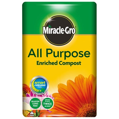 Scotts Miracle-Gro® All Purpose Enriched Compost 50L (019031)