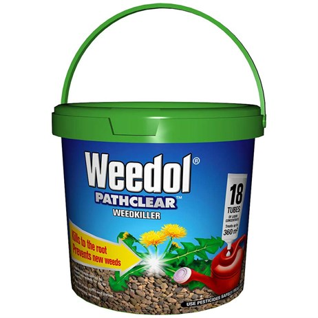 Weedol Weedkiller Pathclear (18 Liquid Concentrate Tubes) (011008)
