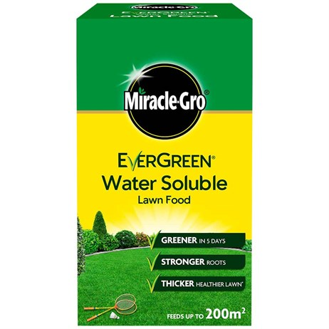 Miracle-Gro Water Soluble Lawn Food 1kg (011149)