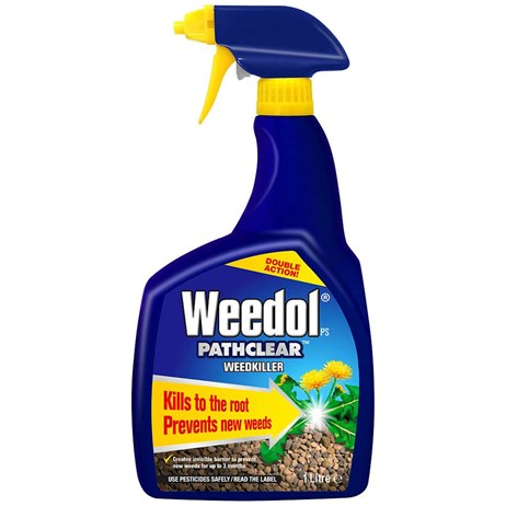Weedol PS Pathclear Ready-To-Use Weedkiller 1L (013152)