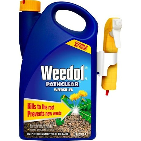 Weedol PS Pathclear Ready-To-Use Weedkiller 3L (013154)
