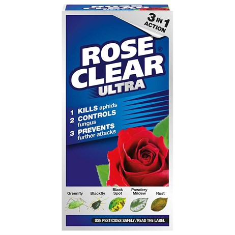 Rose Clear Ultra 200ml (017552)