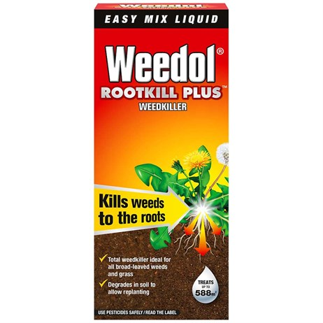 Weedol Rootkill Plus 500ml Concentrate (017794)