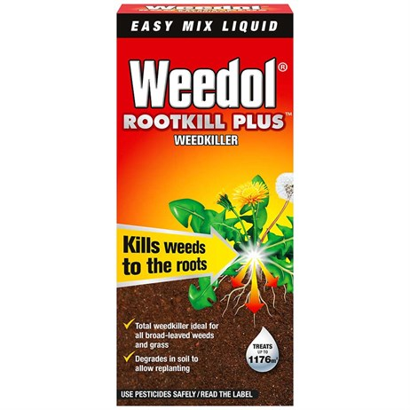 Weedol Rootkill Plus 1L Concentrate (017795)