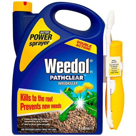 Weedol PS Pathclear Ready-To-Use Weedkiller 5L (018167)